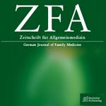 Zeitschrift für Allgemeinmedizin